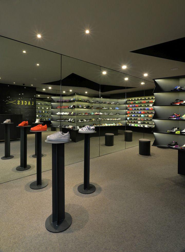 Shoe Stores I