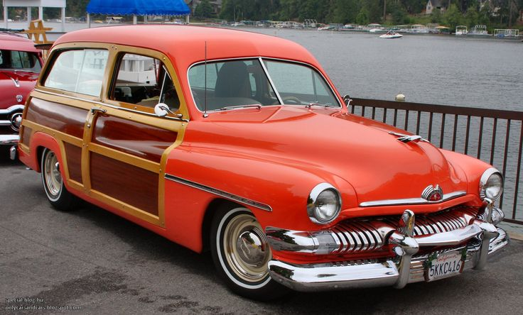 Mercury Custom Woody