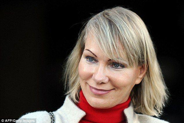 Swiss billionaire Margarita Louis-Dreyfus gives birth to twin girls at age 53