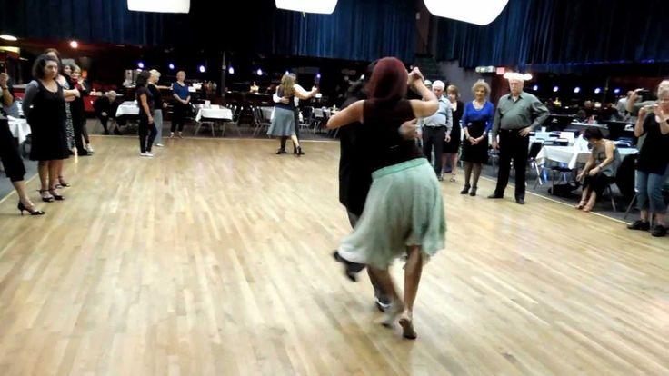 """Eddy Hernandez & Veronica Trill, 109, Review """"Giro Milonguero con corte ..."""