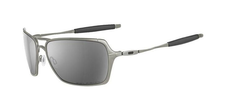 Oakly Polarized Inmate Light/Black Iridium sunglasses