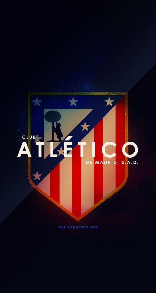 Atlético Madrid.  www.skillermoves.com