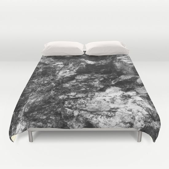 Nature abstract Duvet Cover