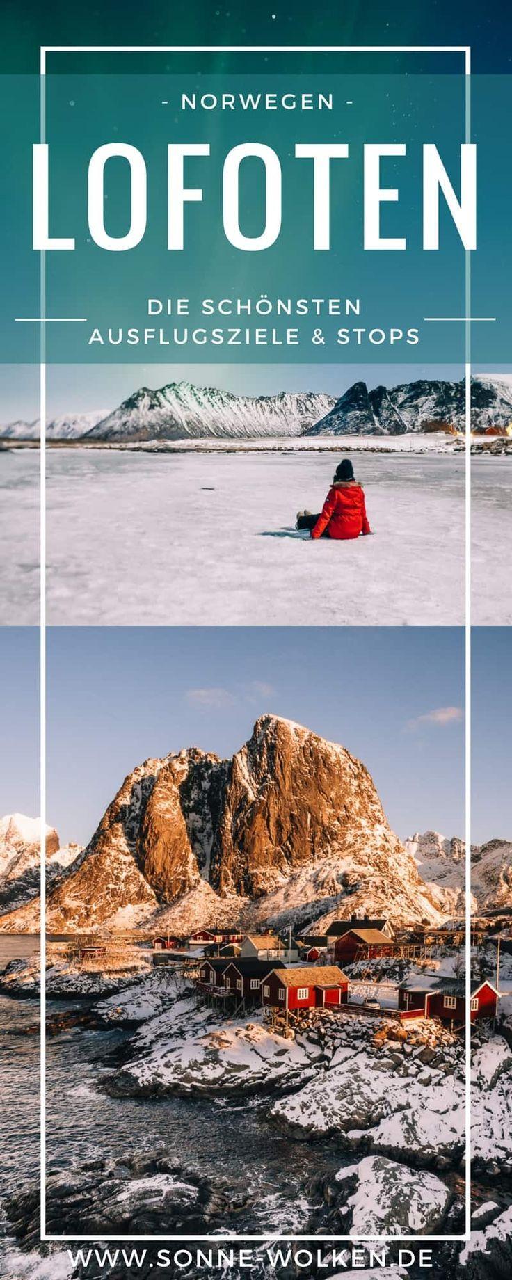 Lofoten – 11 Aktivitäten & Fotospots auf den Nordlandinseln in Norwegen – Ferngeweht
