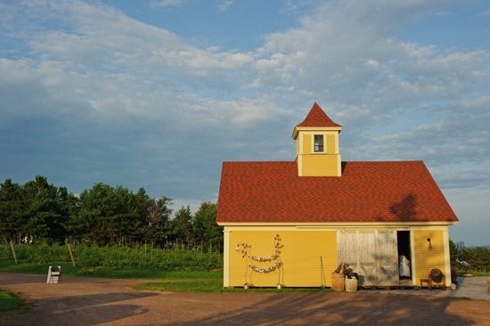 Magnetic Hill Winery in Moncton, NB. Photo by Sean McGrath.