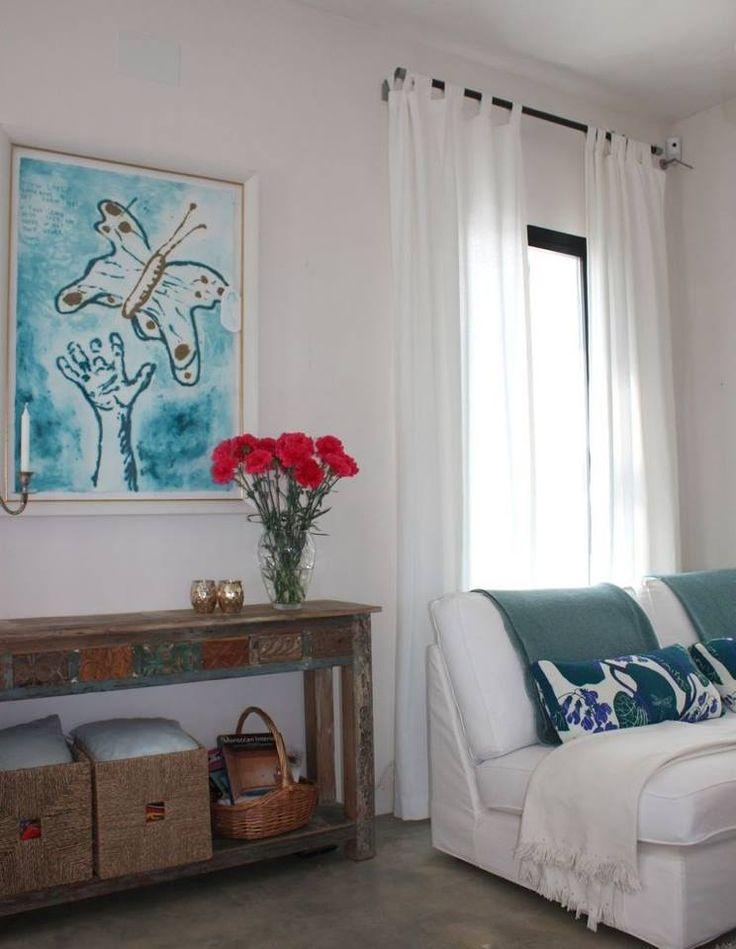 Lounge area at our Boutique home, Casa Miranda, Almunecar.