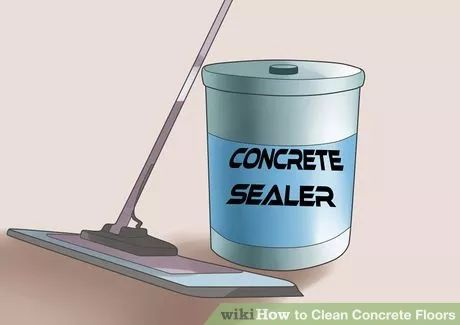 Image titled Clean Concrete Floors Step 7