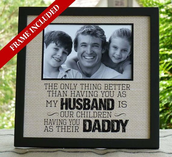 Father's Day gift for Husband Daddy Father by abidingwordcreations