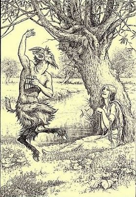 PowerOfBabel: Satyr Day: Satyrs, Fauns, Pans, Sileni, Sylvestrii, and Wood-Folk
