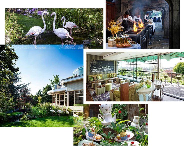 Roof Gardens - Kensington