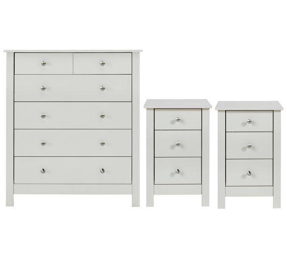 Pin On Bedroom Furniture, White Bedroom Furniture Sets Argos