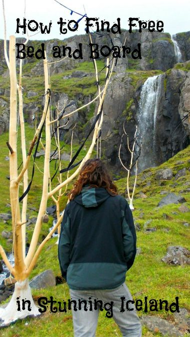 How you can travel the incredible beauty of Iceland on a tiny budget using websites that all you to access free food and accommodation in exchange for light work
