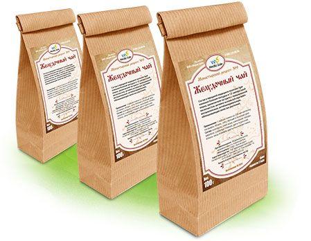 Монастырский желудочный травяной чайный сбор – состав, рецепты, отзыв