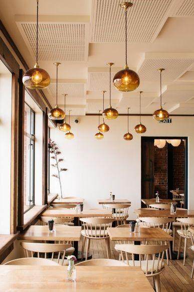 Cafe mit buchladen innendesign bilder  wand paneelen design metall bilder | villaweb.info. mlzd emw ...