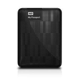 Amazon.com: WD My Passport 2TB Portable External USB 3.0 Hard Drive Storage Black (WDBY8L0020BBK-NESN): Electronics