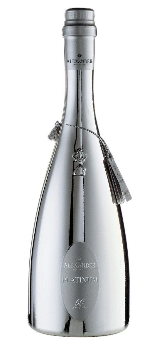 Aqva di Vita - Alexander Stellar water bottle PD