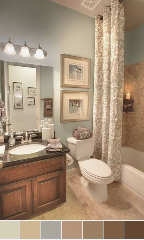 Best 20 Bathroom Color Schemes Ideas On Pinterest Green Decor