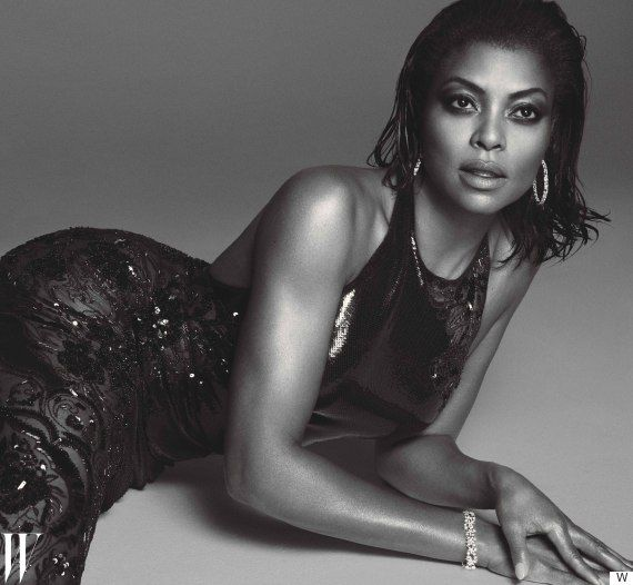 Taraji P. Henson Graces The Cover Of W Magazine And Totally Blows Our Minds