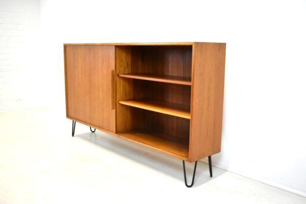 Sideboard Wk Mobel Teak Danish Design 60er Archiv Teak Design 60er