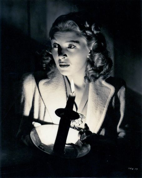 Evelyn Ankers, Universal Studios' best 'scream queen' from the 1940s