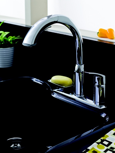 American Standard Arch Kitchen Faucet