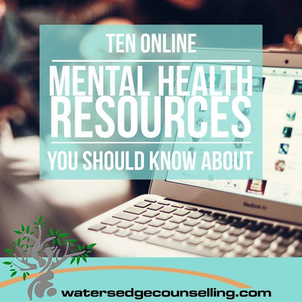 Mental health resources are at your your fingertips with the World Wide Web, but it can be overwhelming to dig through Google and find the most useful tools for yourself or a loved one. We've spent…