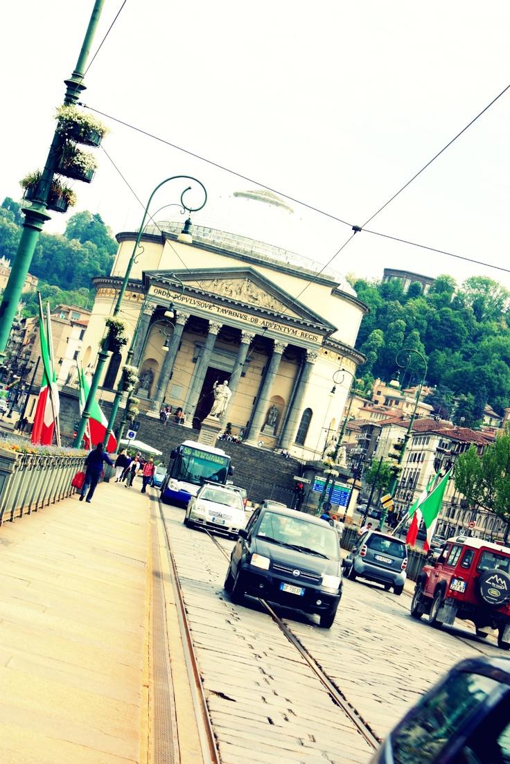 Torino, la Gran Madre