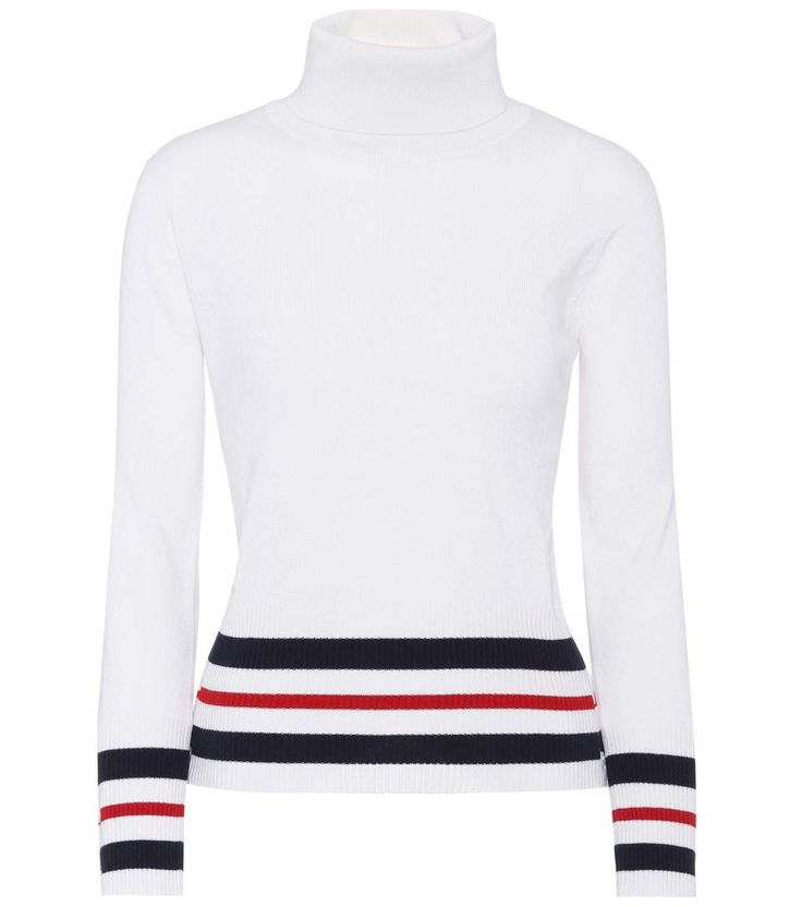 THOM BROWNE . #thombrowne #cloth #turtleneck