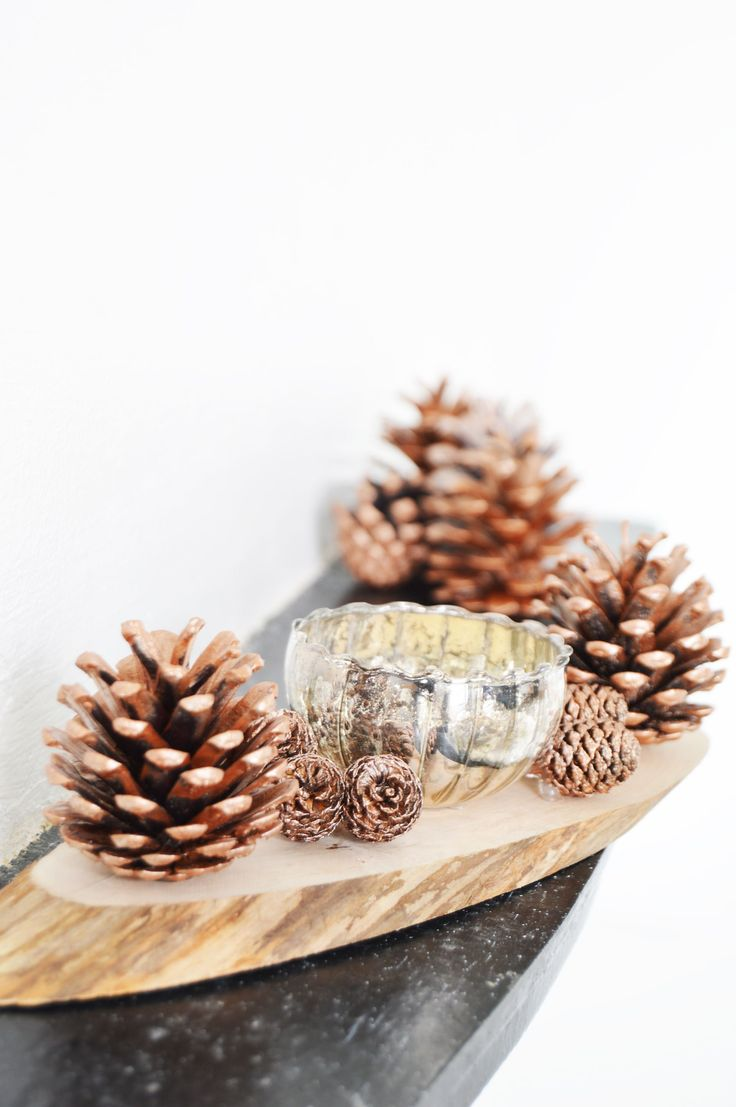 282 best holiday home decorating ideas images on pinterest diy candle holder autumn decorations