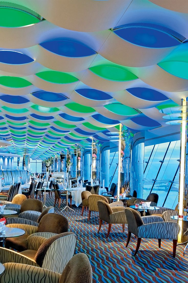 Sky Bar at Burj Al Arab                                                       …
