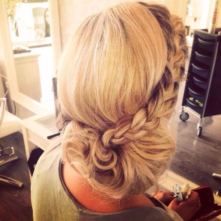 Plait/Braid upstyle by ART Hair Design (Mullingar)