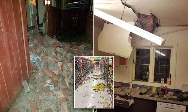 Magnitude 7.8 earthquake jolts New Zealand's South Island  #DailyMail | These are some of the stories. See the rest @ http://www.twodaysnewstand.com/mail-onlinecom.html or Video's @ http://www.dailymail.co.uk/video/index.html And @ https://plus.google.com/collection/wz4UXB