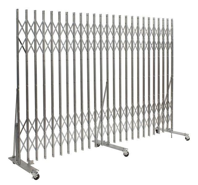 Industrial Gade Commercial Folding Security Door Gates