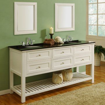 37 best images about shaker craftsman bathrooms on pinterest shaker cabinets traditional Transitional bathroom vanities