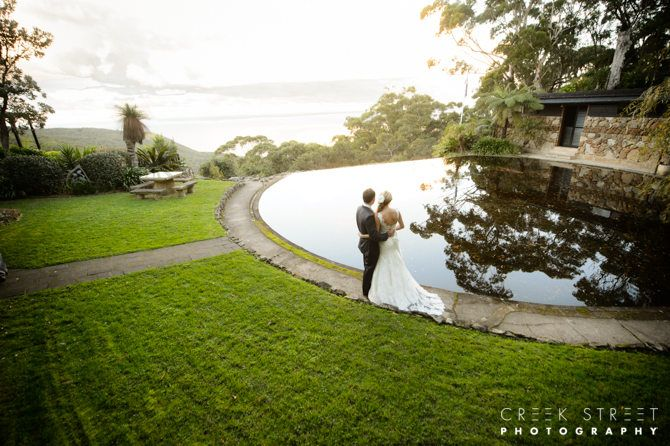 Wedding images Tumbling Waters Retreat