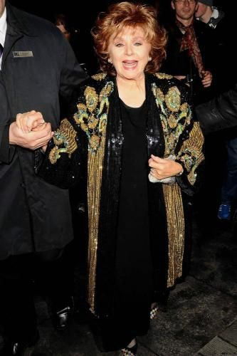 Barbara Knox, who plays Rita Sullivan