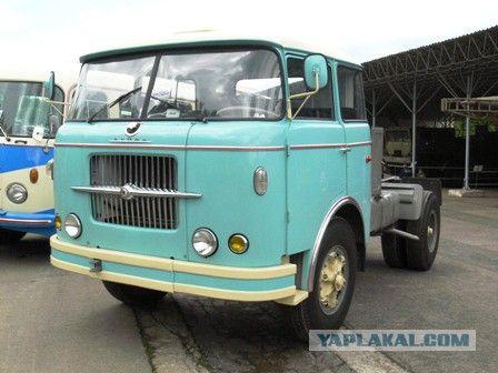 Импортные автомобили в СССР: «Икарус» и другие