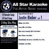 Justin Bieber, Vol. 1 [CD + G]