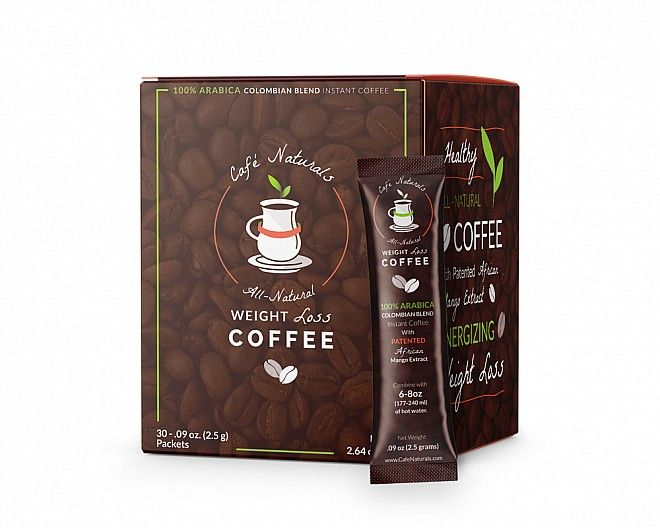 30-Pack Weight Loss Coffee  for $31.99 at JewelScent.com
