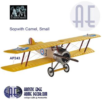 Sopwith Camel, Small, WWI