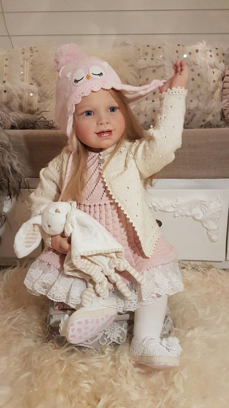 Reborn Tifany by susan lippl. Made by me Reborn doll Tifany by susan lippl. Reborned by me.