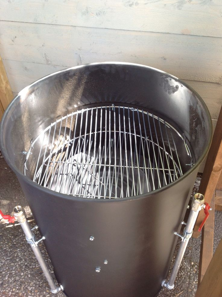 home made uds ugly drum smoker bbq likes pinterest home drums and smokers. Black Bedroom Furniture Sets. Home Design Ideas