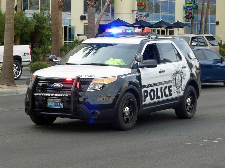 Ford Explorer Police Interceptor SUV Ford Pinterest