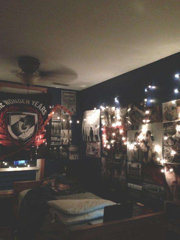 25 Best Ideas About Punk Bedroom On Pinterest Punk Room