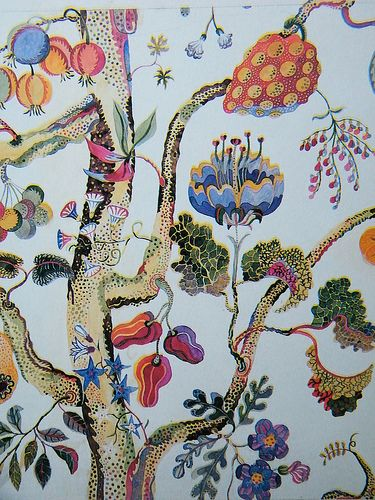 josef frank. Sumptuous and slightly strange