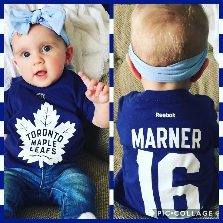The littlest fans of the Toronto Maple Leafs. #TMLtalk