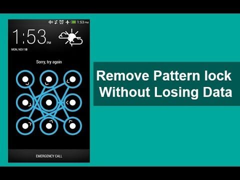 Xiaomi Redmi Pro Password Pattern Lock Remove Without Data Loss