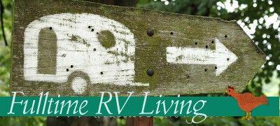 Fulltime RV Living - Little House Living