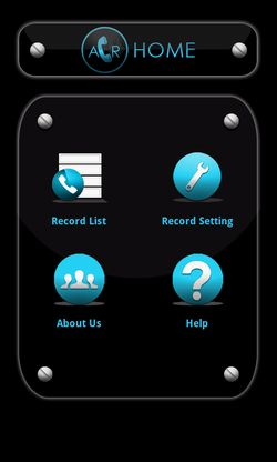 An app is created to record your phone calls, Voice call recorder, and save them.