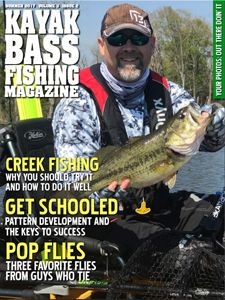 KAYAK BASS FISHING MAGAZINE - Kayak Fishing Blog  ||  Kayak Bass Fishing Magazine is a magazine for every bass angler. From techniques to stories to gear, we shoot you straight with what you need to know. http://kayakfishingblog.com/kayak-bass-fishing-magazine/?utm_campaign=crowdfire&utm_content=crowdfire&utm_medium=social&utm_source=pinterest